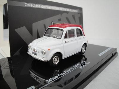 Fiat Abarth 595 SS 1964 - Vitesse 1:43 - sleva
