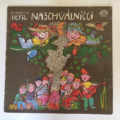 František Nepil – Naschválníčci - LP vinyl