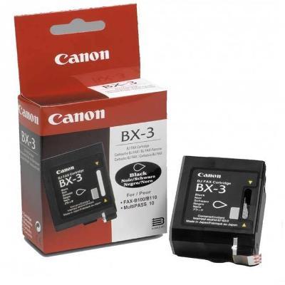 Nová Cartridge Canon BX-3 - BX3 originální černá