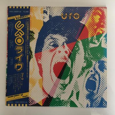 UFO  – Strangers In The Night - 2 x LP vinyl - Japan