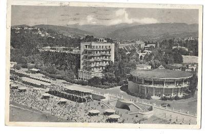 Pohlednice, Rusko, Soči, MF, 41/61