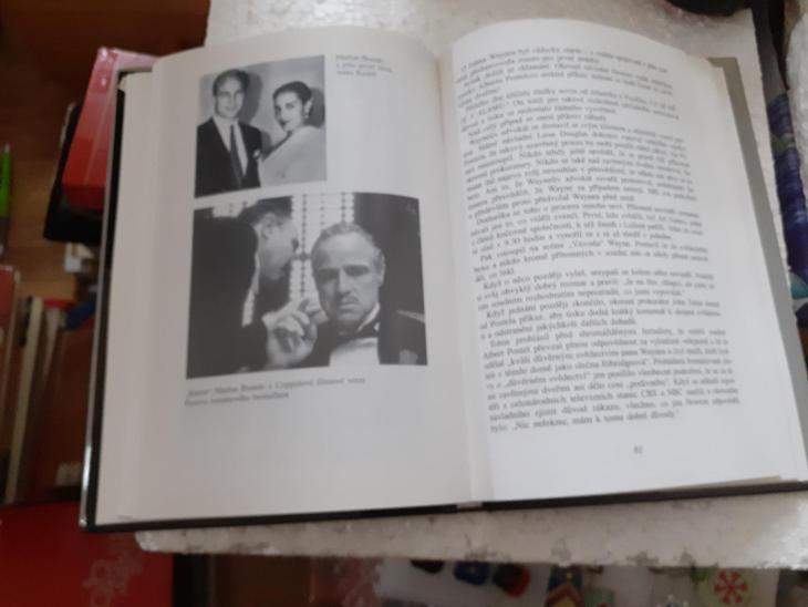 Mike Andrews Anderle - Oběti Hollywoodu 1994 - Knihy