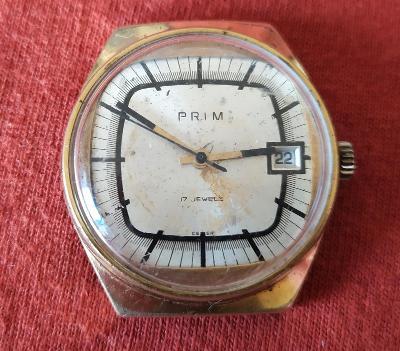 Hodinky PRIM 17 Jewels