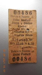 3. třída - 1958
