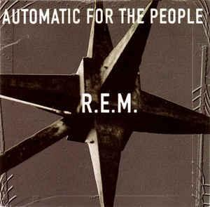 REM -  Automatic For The People  CD 1992