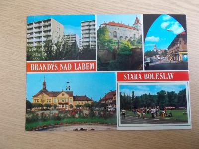 Mělník Brandýs nad Labem Stará Boleslav