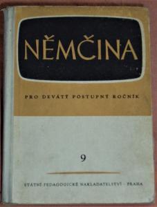 Němčina pro 9. postupný ročník 1959