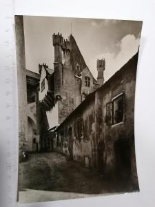 Pohled Jindřichův Hradec Černá věž