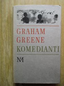 Greene Graham - Komedianti  (1. vydání)