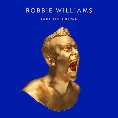CD ROBBIE WILLIAMS - TAKE THE CROWN perfektní stav