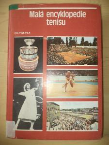 Malá encyklopedie tenisu - Ivan Lichner