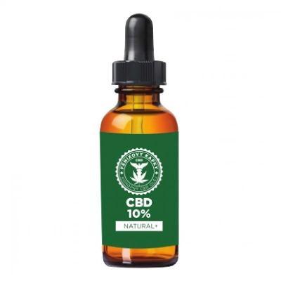Fénixovy kapky CBD 10% 10ml bez aroma
