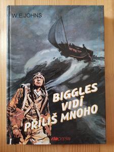 Biggles vidí příliš mnoho W.E. Johns