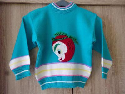 Dětský pulovr LAUREN BROOKE, vel. ?