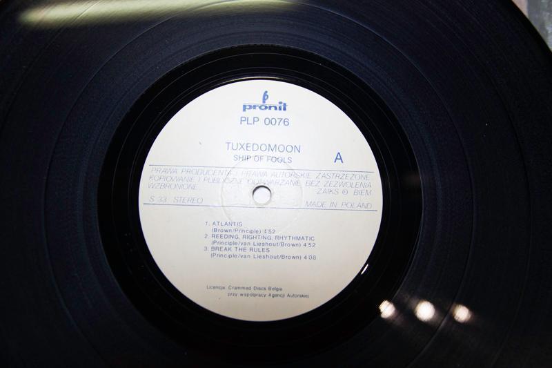 Tuxedomoon Ship of Fools LP - Hudba