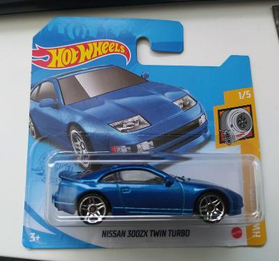Nissan 300ZX Twin Turbo - Hot Wheels