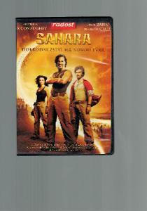 DVD - SAHARA