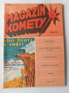 Magazín komety, Foglar