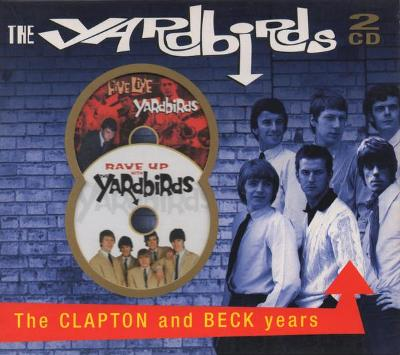 CD The Yardbirds - The Clapton And Beck Years 2CD