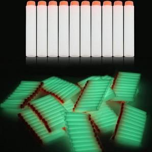 Nerf náboje svítící-10ks