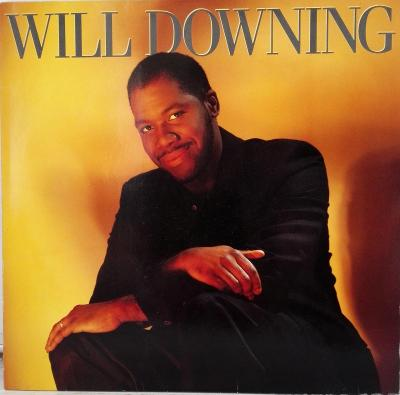 LP Will Downing - Will Downing, 1988 EX