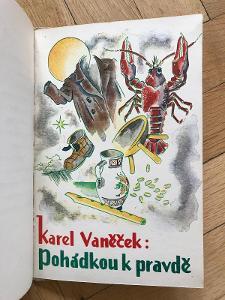 Pohádkou k pravdě – Karel Vaněček (1941, Plzeň) – lidové umění