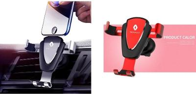 Renault logo - držák na mobil GPS do auta 2 barvy