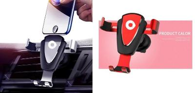 Smart logo - držák na mobil GPS do auta 2 barvy