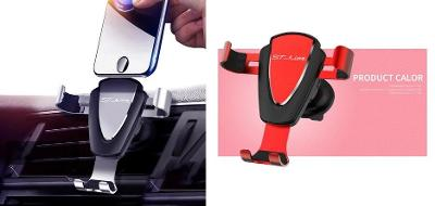 Ford Focus ST-line - držák na mobil GPS do auta 2 barvy