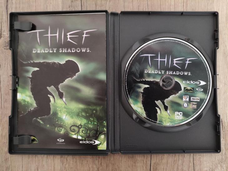 PC hra - Thief Deadly Shadows - CZ - Hry