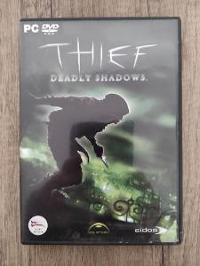 PC hra - Thief Deadly Shadows - CZ