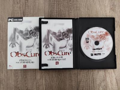 PC hra - Obscure - CZ