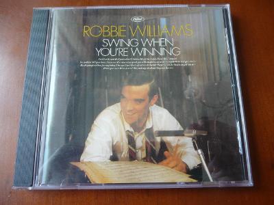 ROBBIE WILLIAMS - SWING WHEN YOU`RE WINNING