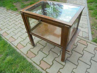 Starožitný servírovací stolek Art-Deco