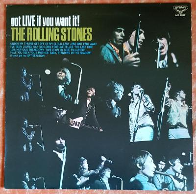 Rolling Stones - Got LIVE If You Want It! 1976