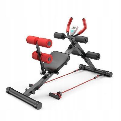 LAVICE Generátorová lavička 2 v 1 pro cvičení břišních svalů