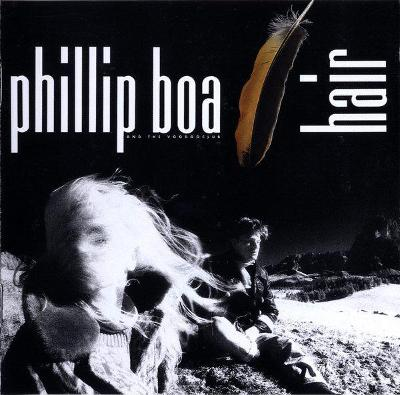 CD - PHILLIP BOA AND THE VOODOOCLUB -  Hair