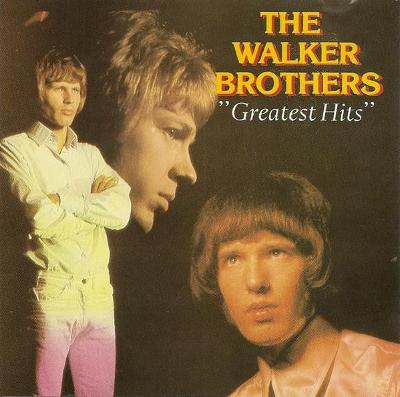 CD - THE WALKER BROTHERS - Greatest Hits