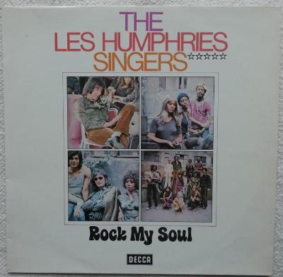 The Les Humphries Singers – Rock My Soul - LP Decca Germany