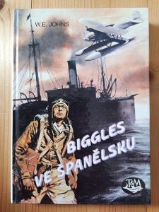 Biggles ve Španělsku W.E. Johns