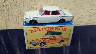 Matchbox FORD Corsair No-45 včetně krabičky