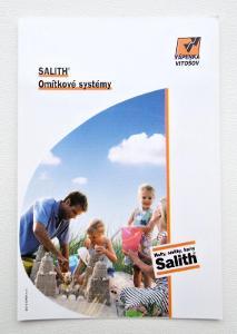 KARTIČKOVÝ KALENDÁŘ 2009 - VÁPENKA VITOŠOV - SALITH