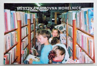 KARTIČKOVÝ KALENDÁŘ 2010 - MOHELNICE - MĚSTSKÁ KNIHOVNA