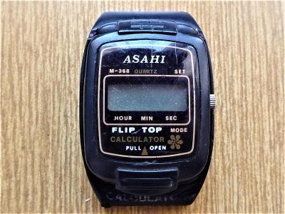 Náramkové hodinky ASAHI quartz #447-49