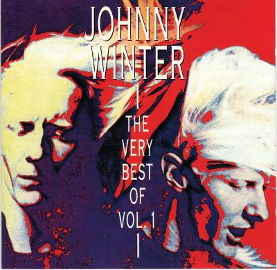 CD - JOHNNY WINTER - The Very Best Of Vol. I