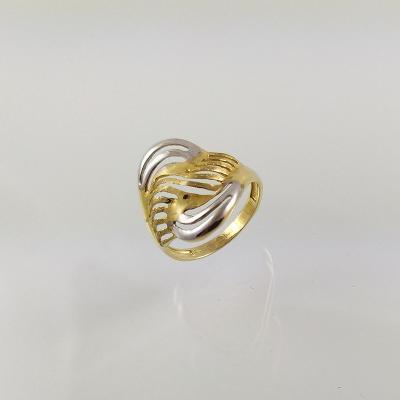 Prsten 2,84 g Au (585/1000) A 262