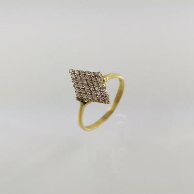 Prsten 2,63 g Au (585/1000) A 263