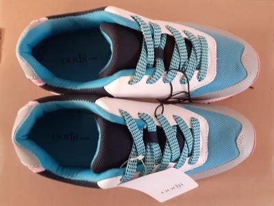 NOVÉ tenisky Oodji Ultra Combo Sneaker