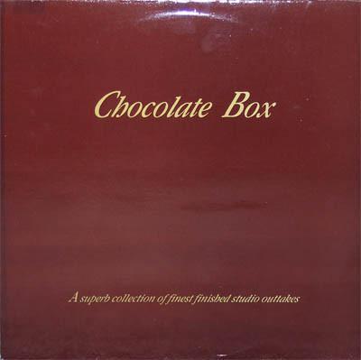 PRINCE vinyl LP - Chocolate box
