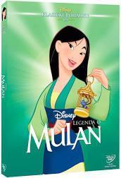 Legenda o Mulan S.E. - Edice Disney klasické pohádky č.25